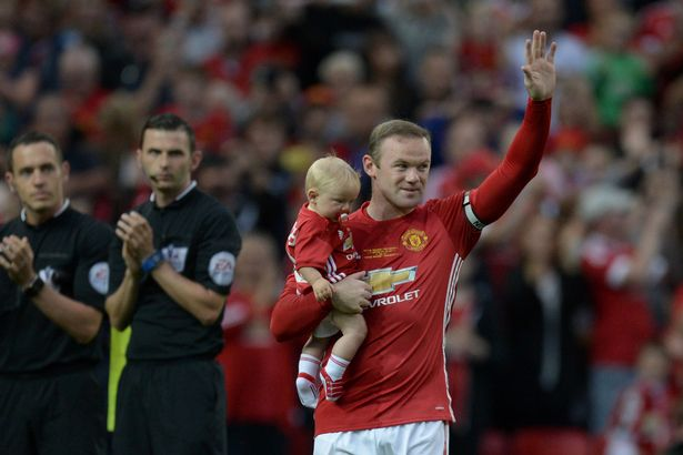Wayne Rooney Testimonial