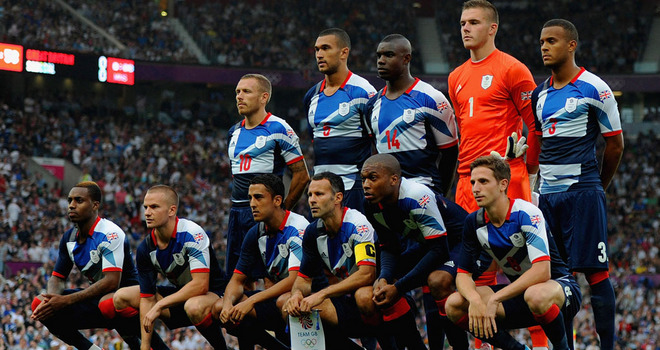 The absence of Team GB in Men'sfootball